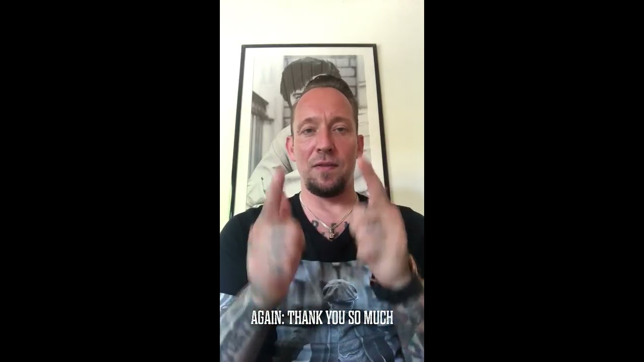 VOLBEAT Thank Fans For Response To