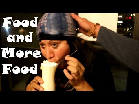 Mukbang Food & More Food College Bar