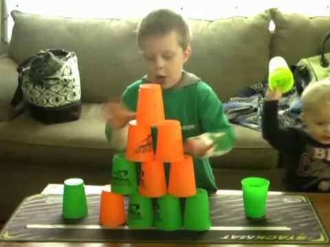 2010 World Sport Stacking Championships Opening Video