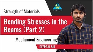 Bending Stresses in the Beams Part 2 Strength of Materials
