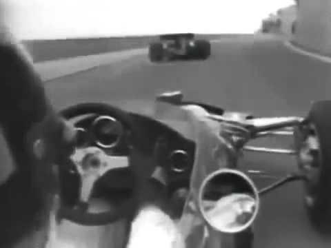 Ferrari Service Bay Area - Angelo Zucchi Motorsports Presents F1 - 1970 Monaco - Graham Hill