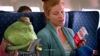 Mucinex Airplane