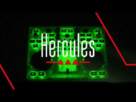 Hercules DJControl Glow - Teaser