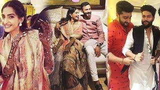 (Video) Sonam Kapoor's Mehndi Ceremony | Sonam-Anand Wedding