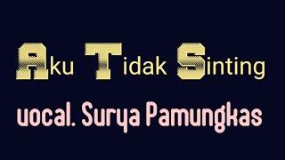 ||Doel Sumbang|| Aku tidak sinting cover Surya pamungkas