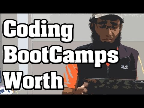 Question - Are Coding Bootcamps Good to Learn Web Development - Coding BootCamps Worth