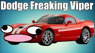 The Dodge Freaking Viper! A Car History