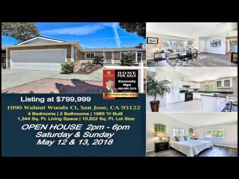 1090 Walnut Woods Ct, San Jose, CA 95122