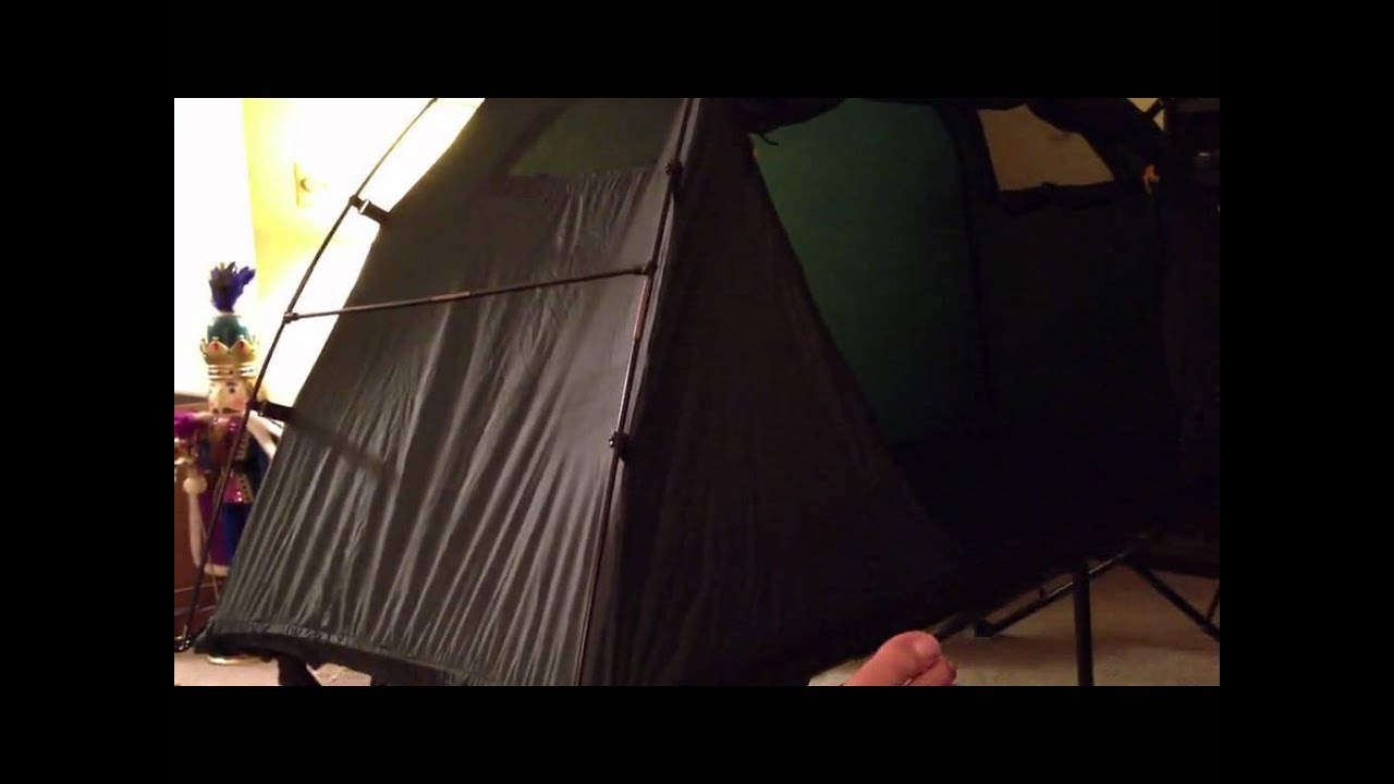 & 2012 07-10 Kamp-rite tent cot - YouTube