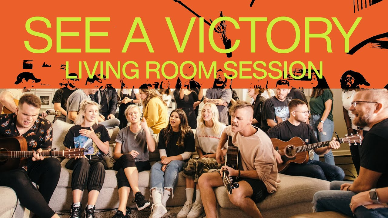 See A Victory | Living Room Session | At Midnight | Elevation Worship