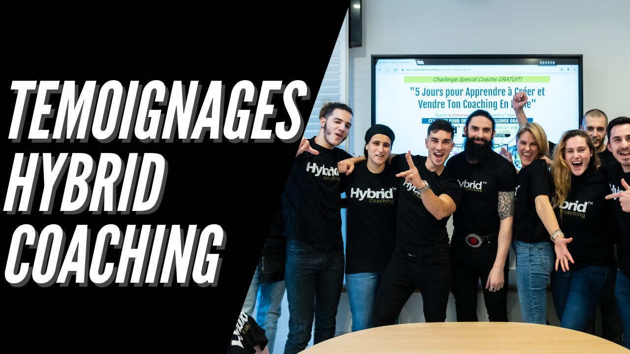 Témoignages Hybrid Coaching - David Michigan & Matthias Nezzar