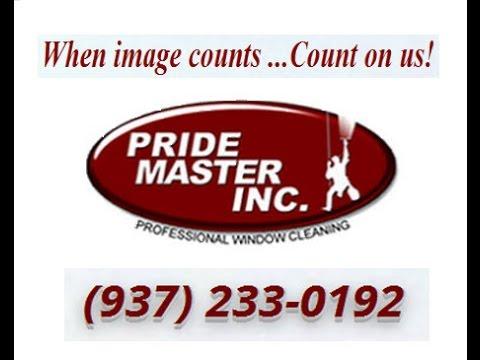 Window Cleaning Dayton Ohio - Pride Master Window Cleaning