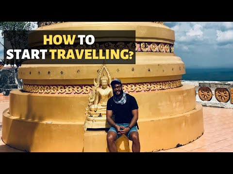 How to start Travelling?