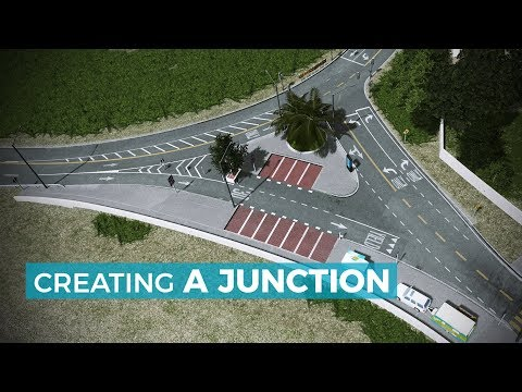 Cities: Skylines | Creating A Junction
