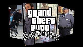 Grand Theft Auto: San Domierz #Trailer