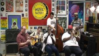 Palmetto Bug Stompers @ Louisiana Music Factory 2009
