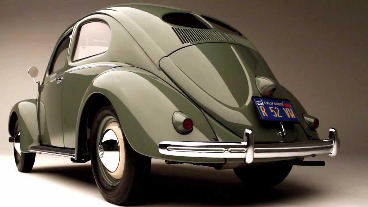 Old vs New: 2012 Volkswagen Beetle - YouTube