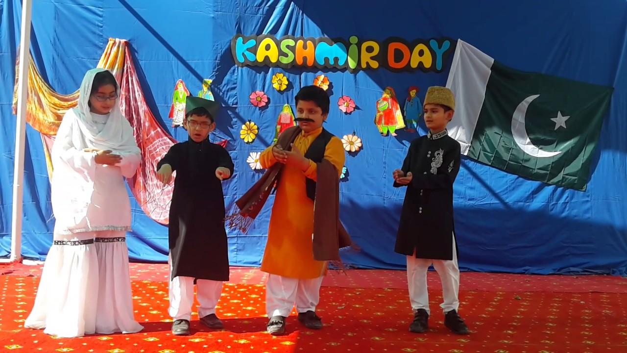 performance on kashmir day