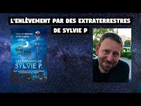 Marc St Germain - L'enlèvement Extraterrestre de Sylvie P
