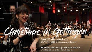 Christmas in Göttingen - das GSO Weihnachtskonzert 2020 | GÖTTINGER Symphonieorchester