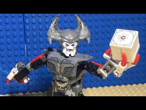 LEGO JUSTICE LEAGUE BATTLE OF ATLANTIS