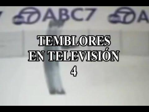TEMBLORES EN TELEVISION 4