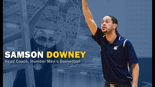 Coach Samson Downey: Recapping his historic first season as Humber's new bench boss