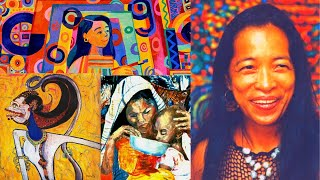Pacita Abad A Filipino Artist Honored By Google With A Doodle Art | Filipina Painter Tribute