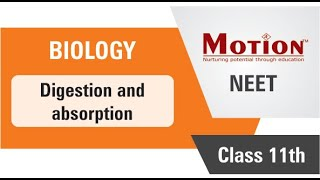 11th Biology NEET (Digestion) AJ Sir (Lecture-05)