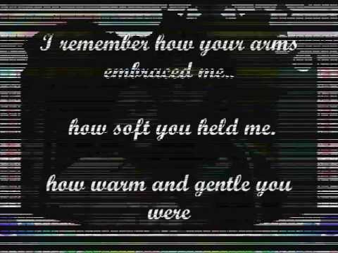 I Prayed For You...