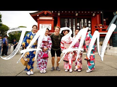 A DREAM COMES TRUE - Japan Travel Film - Sony A7III + GoPro 7