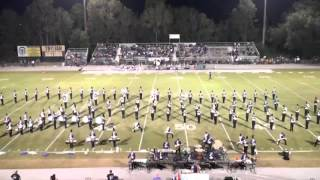 Daphne High School Band 2015 Show Honor 9 25 15