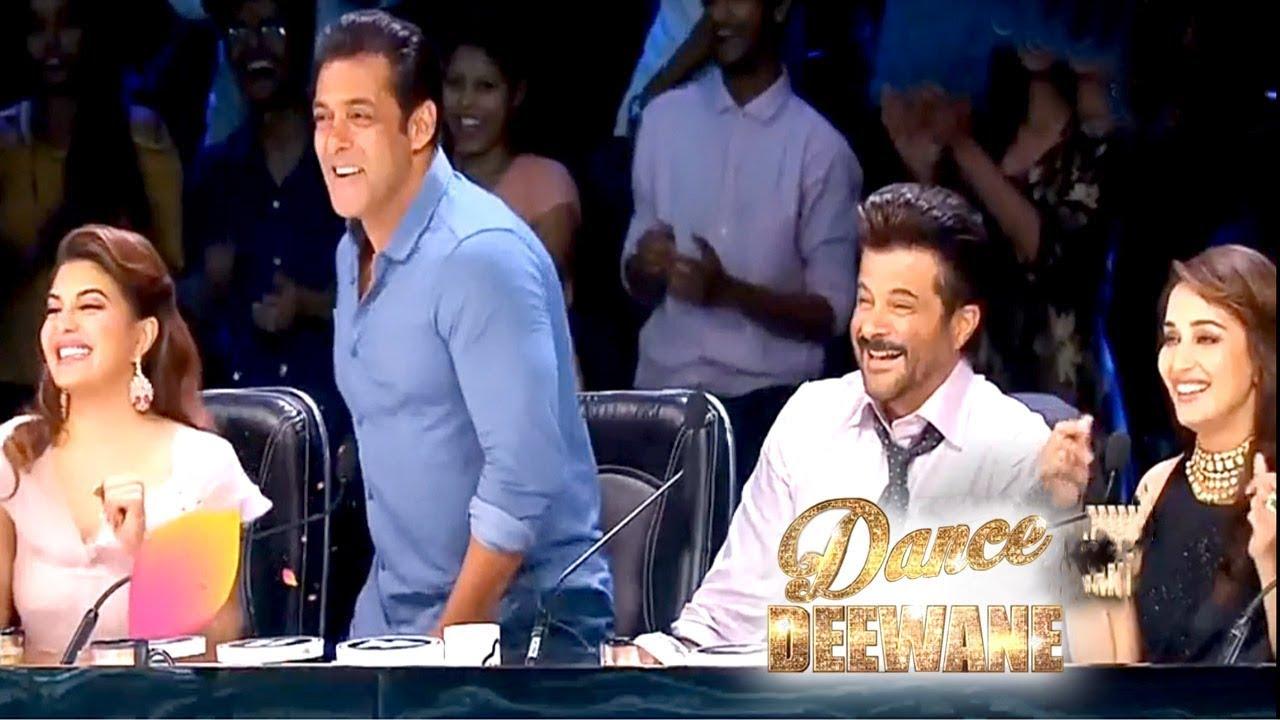 Dance Deewane - 27th June 2018 | Arjun Bijlani | Salman Khan | Race 3 Team  | Dance Deewane 2018