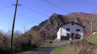 Randonner au Pays Basque: Bidarray - Penas d