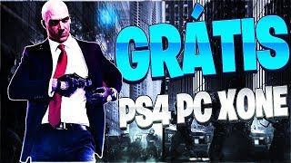 CORREEE!!! 04 JOGOS GRATIS PARA PC XBOX ONE E PS4