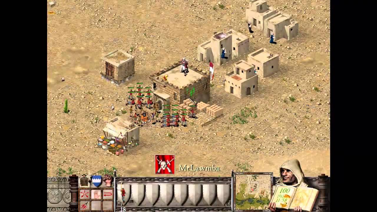stronghold crusader deutsch