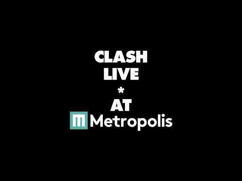 Clash Live at Metropolis presents Sivu