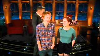 Craig Ferguson 2/2/12A Late Late Show beginning