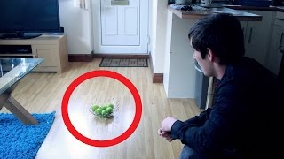 Ghost Moves Object - Real Paranormal Activity Part 10.1