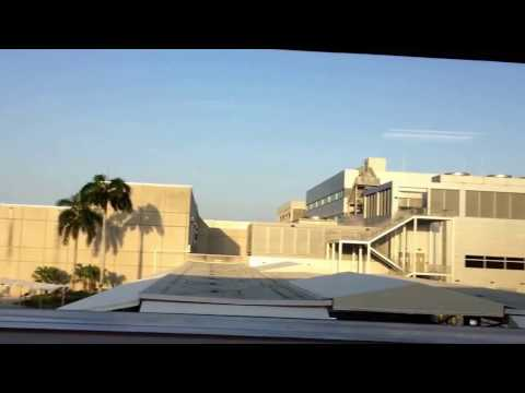 Inside Fort Lauderdale-Hollywood International Airport (Terminals 3 & 4(Concourses E, G & H))