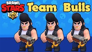 Brawl Stars Bull's Brawl Ball Funny Moment and Fails Highlight