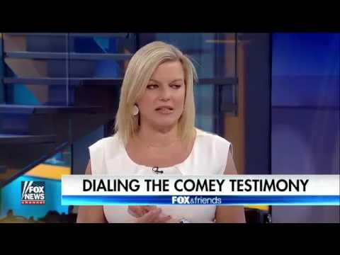 Voters react to Comey's testimony and Trump's response