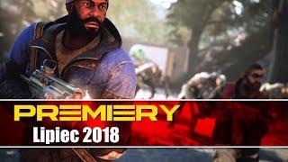 PREMIERY LIPCA 2018