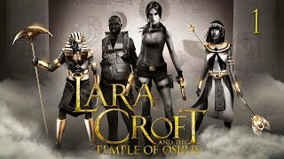 видео Lara Croft and the Temple of Osiris прохождение игры