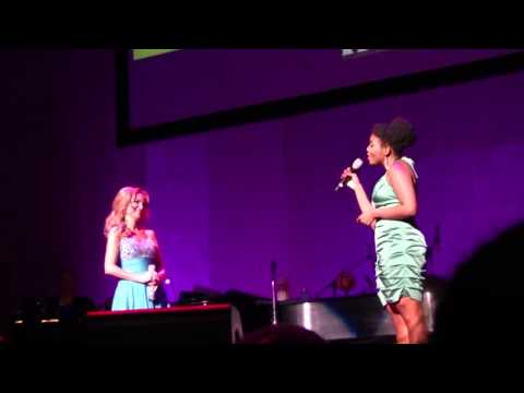 For Good  Duet by Kristin Chenoweth and Lindsay Roberts