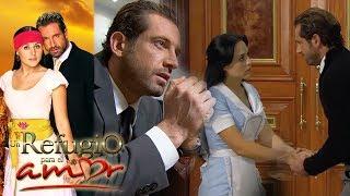Resumen: Rodrigo duda en casarse con Gala | Un refugio para el amor - Televisa