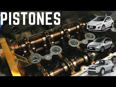 Inspección De Pistones Y Motor Con Cámara Endoscópica Automotor