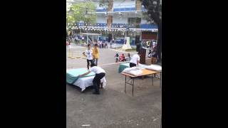 Bed Making Competition - Jru