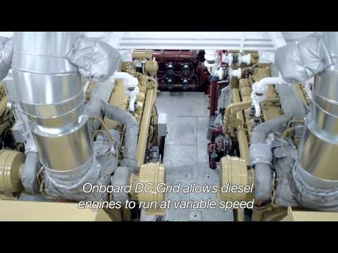 ABB's onboard DC grid marks a new step forward in electric propulsion