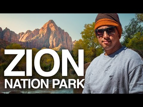 Exploring ZION NATIONAL PARK | TRAVEL Photography | UTAH ROAD TRIP